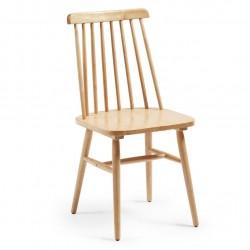 Cadeiras em Madeira L487