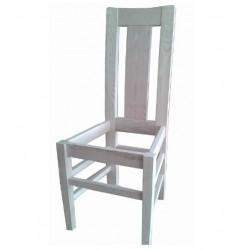 Cadeira C/ Assento Madeira SR46