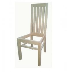 Cadeira C/ Assento Madeira SR47