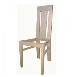 Cadeira C/ Assento Madeira SR50