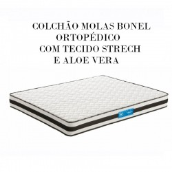 Colchão Lusocolchão Ortopédico LS34