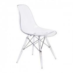 Cadeira Policarbonato Transparente SD1242