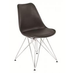 Cadeira Cromada Polipropileno SD1354