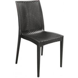 Cadeira Polipropileno Antracite SD1391
