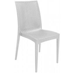 Cadeira Polipropileno Branco SD1393