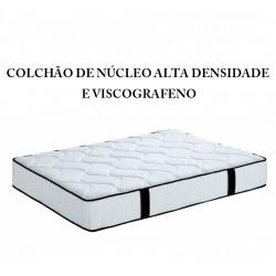 Colchão Lusocolchão Viscografeno LS42