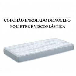 Colchão Lusocolchão Memory Roll LS44