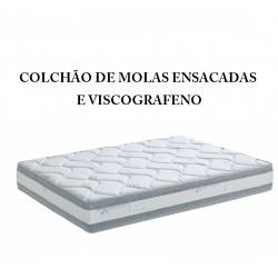 Colchão Lusocolchão Bioceramic LS51