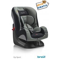 Cadeira Auto 0+/1 Cinza 517-258