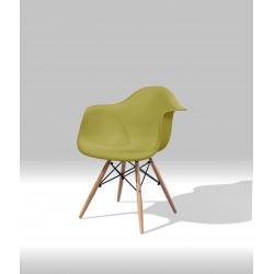 Cadeira Madeira + Metal VT628