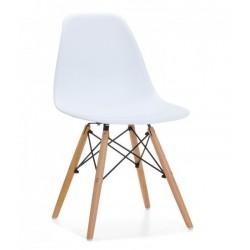 Cadeira Madeira, Polipropileno SD99