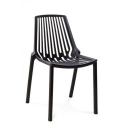 Cadeira Polipropileno Preto SD203