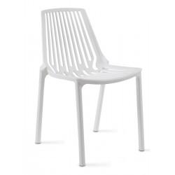 Cadeira Polipropileno Branco SD205