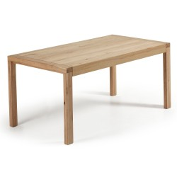 Mesa Ext. Roble Natural 200(280)x100 L125