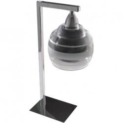Candeeiro metal + vidro IL131