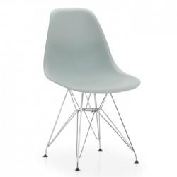 Cadeira Metal + Polipropileno SD244