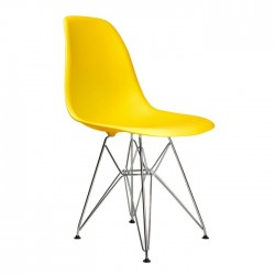 Cadeira Metal + Polipropileno SD261