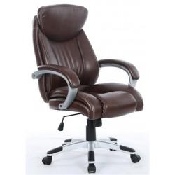 Cadeira Escritório Pele Sintética Catanha SD298