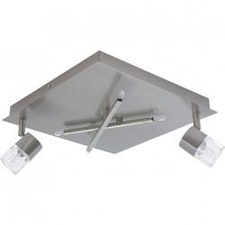 Candeeiro Plafond Focos Orientáveis IL1216