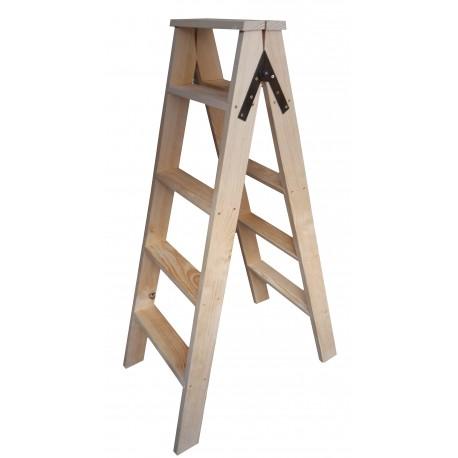 Escadote madeira JS15