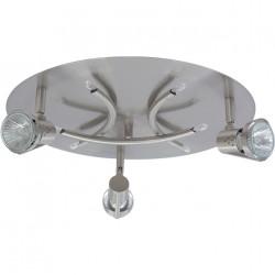 Candeeiro Plafond Focos Orientáveis IL1263