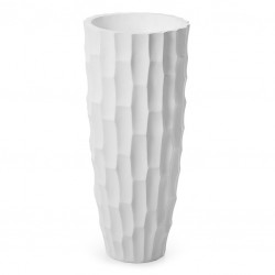 Vaso Branco Mate 88cm IT231