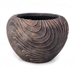 Vaso Bronze 34cm IT232