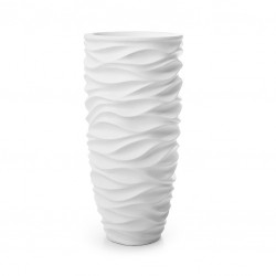 Vaso Branco Mate 76cm IT239