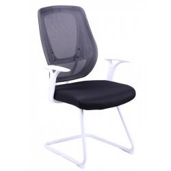 Cadeira Escritorio Rede+Tecido SD330