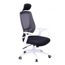 Cadeira Escritorio Rede+Tecido SD333