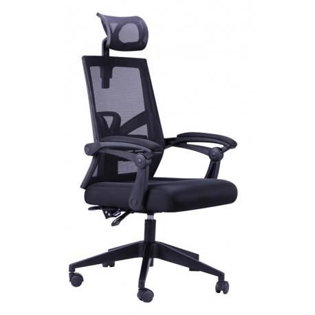 Cadeira Escritório Rede+Tecido SD335