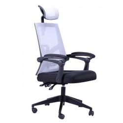 Cadeira Escritório Rede+Tecido SD336