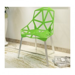 Cadeira Alumínio, Polipropileno SD1514