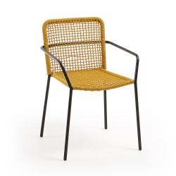 Cadeira Metal + Corda Poliéster L1128