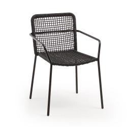Cadeira Metal + Corda Poliéster L1131