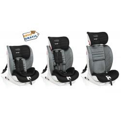 Cadeira Auto Isofix 1/2/3 Vermelha 534-277