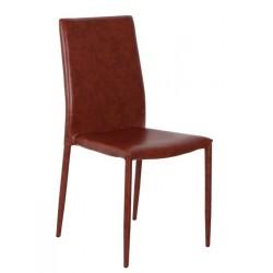 Cadeira Imitação Couro Velho SD1539