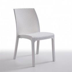 Cadeira , polipropileno branco, SD1594
