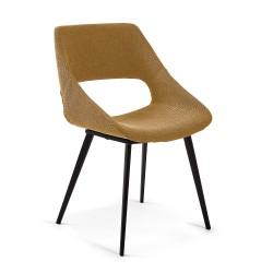 Cadeira Madeira + Tecido L1411