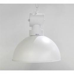 Candeeiro teto, metal branco SD1659