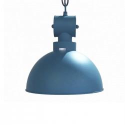 Candeeiro teto, metal azul SD1660