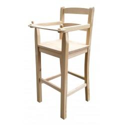Cadeira mesa madeira JS12