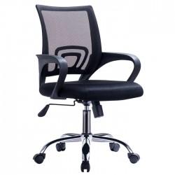 Cadeira Escritório Preto SD1686