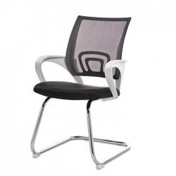 Cadeira Visitante Preto SD1693