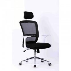 Cadeira Escritório Pele Sintética SD1702