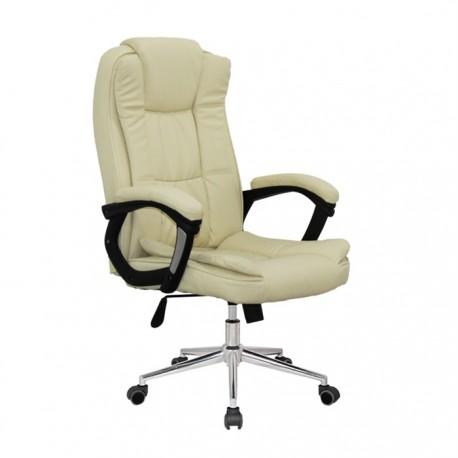 Cadeira Escritório Pele Sintética SD1712