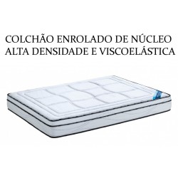 Colchão Lusocolchão Visko Roller LS65