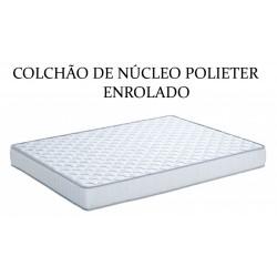 Colchão Lusocolchão RollOrtopédico LS66