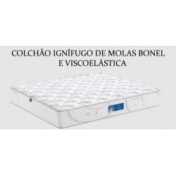 Colchão Lusocolchão Visco Suite LS62