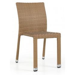 Cadeira Alumínio+Rattan GR60